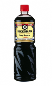 BULK 1Ltr Kikkoman Soy Sauce | Buy Online at The Asian Cookshop